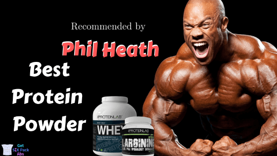 Best protein powder by phil heath