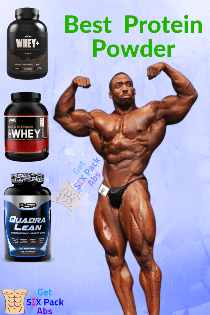 Best protein powder cedric macllian